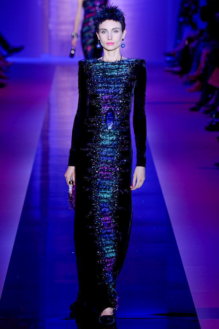 Armani Privé Haute Couture FW 2015 Paris (43)