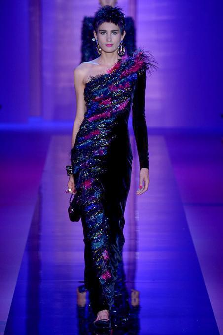 Armani Privé Haute Couture FW 2015 Paris (44)