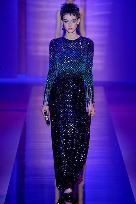 Armani Privé Haute Couture FW 2015 Paris (46)
