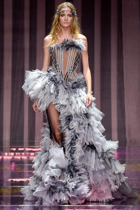 Atelier Versace Haute Couture FW 2015 Paris (28)