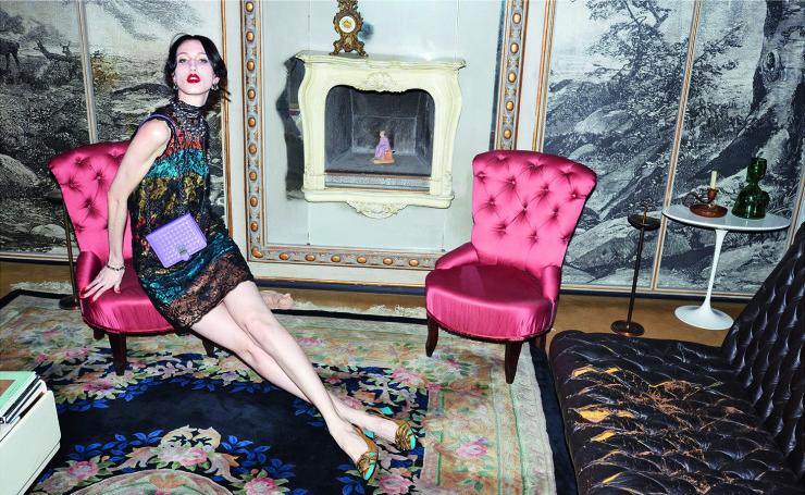 Bottega Veneta FW 2015-2016 Campaign (6)