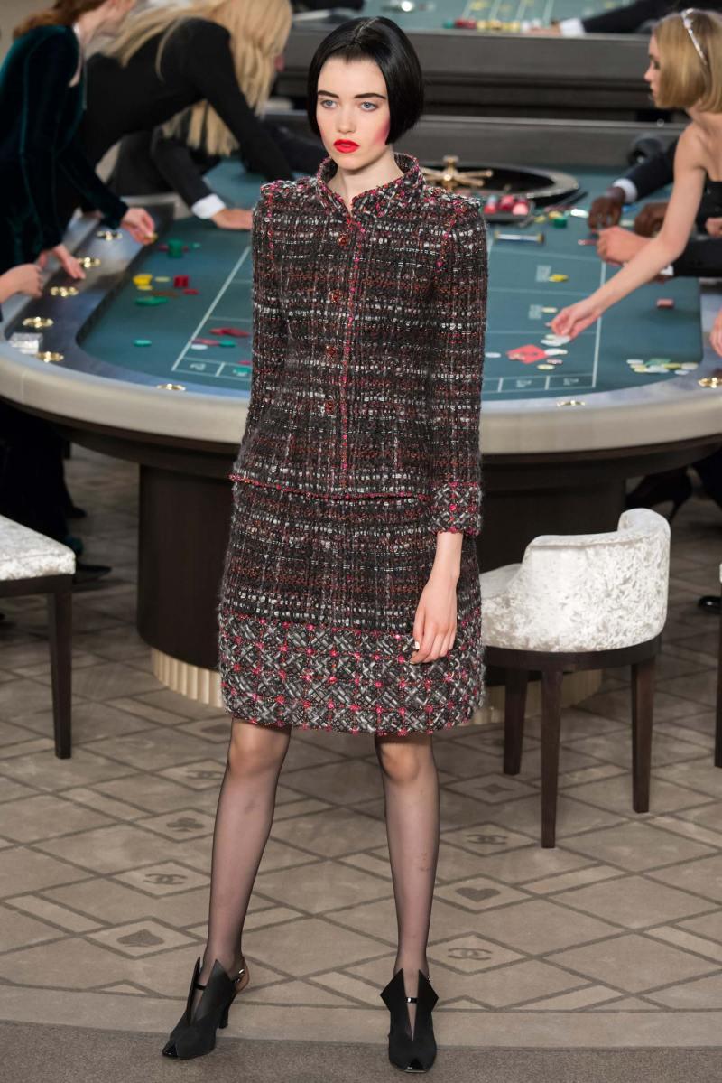 Chanel Haute Couture FW 2015 Paris (13)