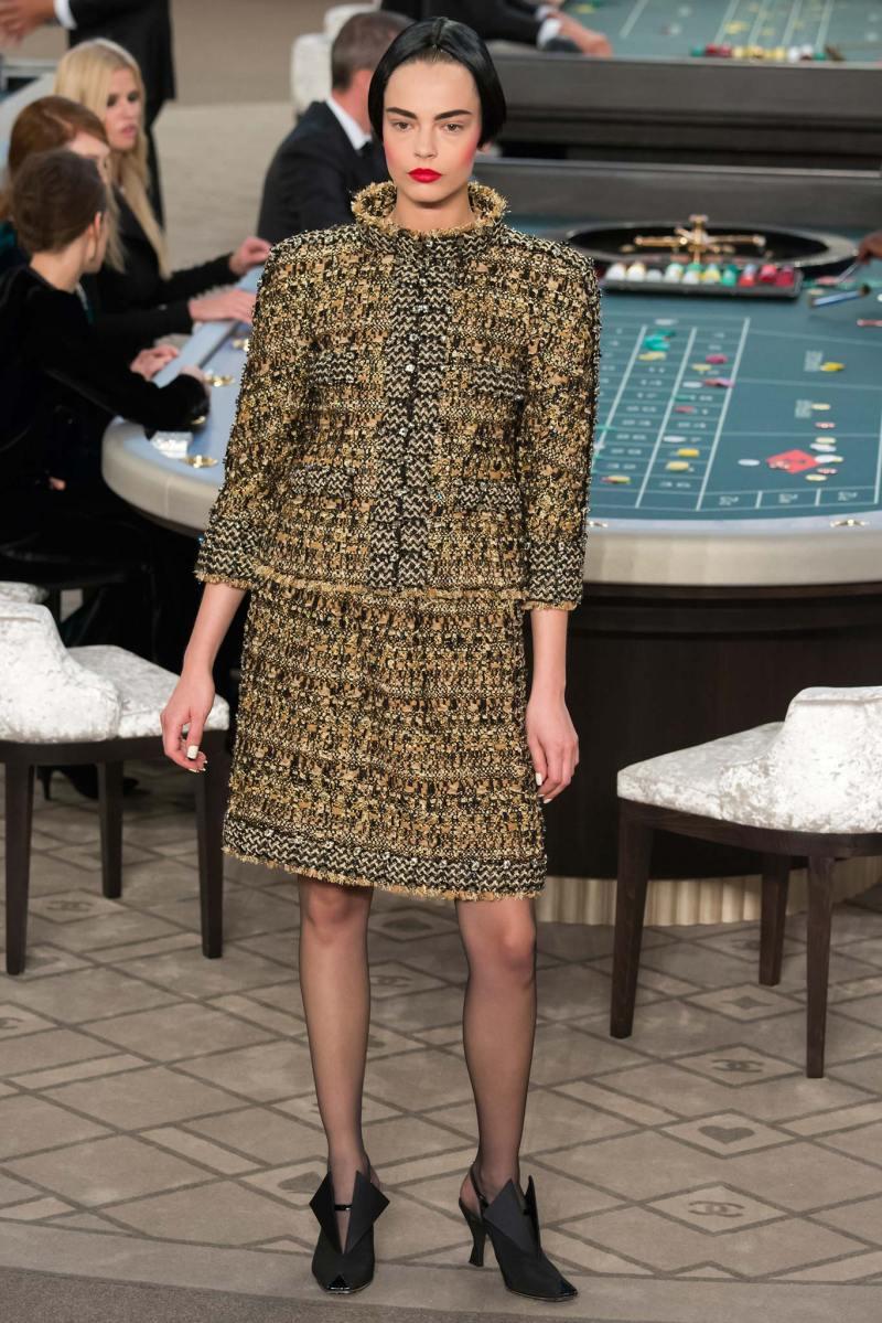 Chanel Haute Couture FW 2015 Paris (14)