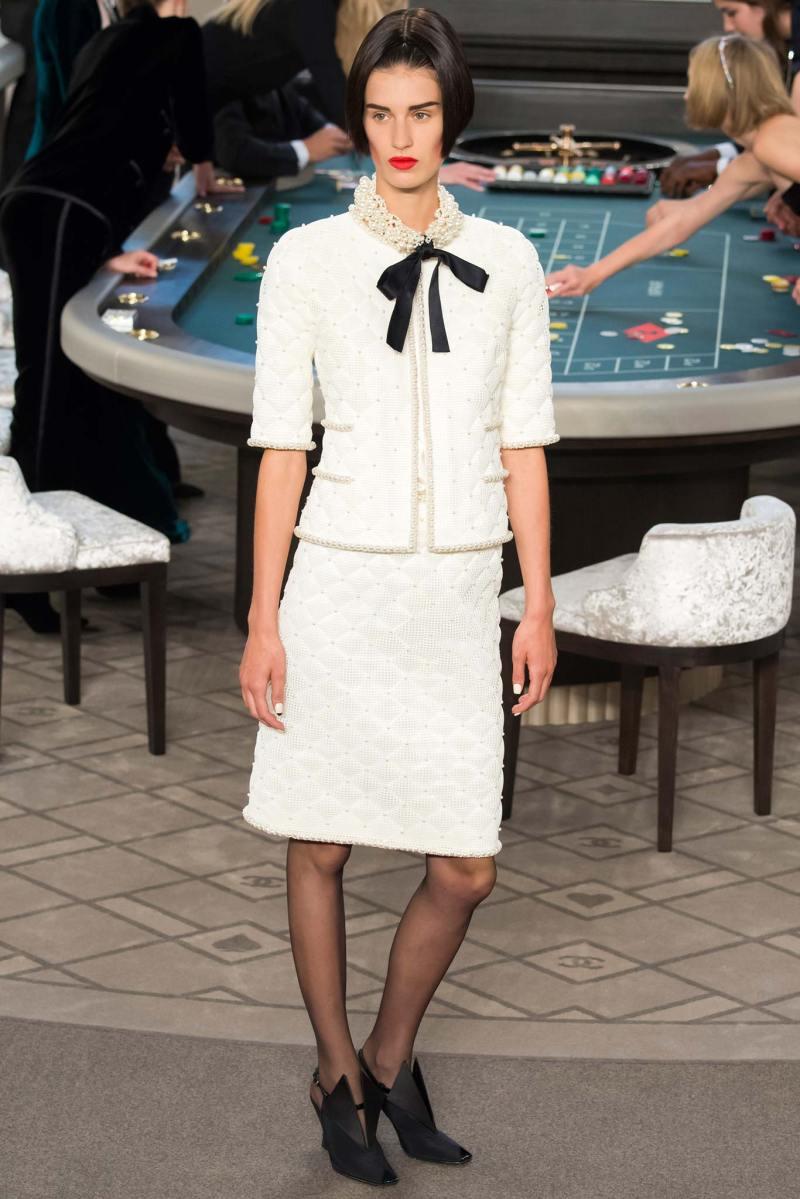 Chanel Haute Couture FW 2015 Paris (3)
