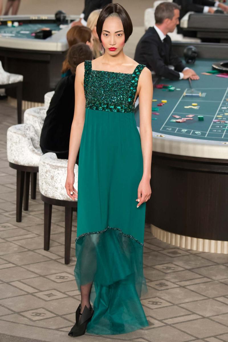 Chanel Haute Couture FW 2015 Paris (47)