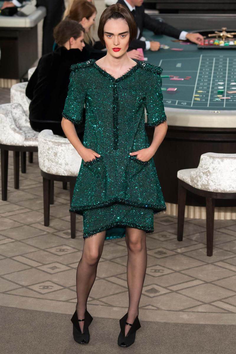 Chanel Haute Couture FW 2015 Paris (49)