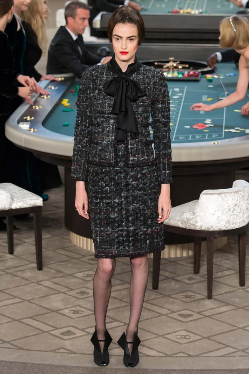 Chanel Haute Couture FW 2015 Paris (5)