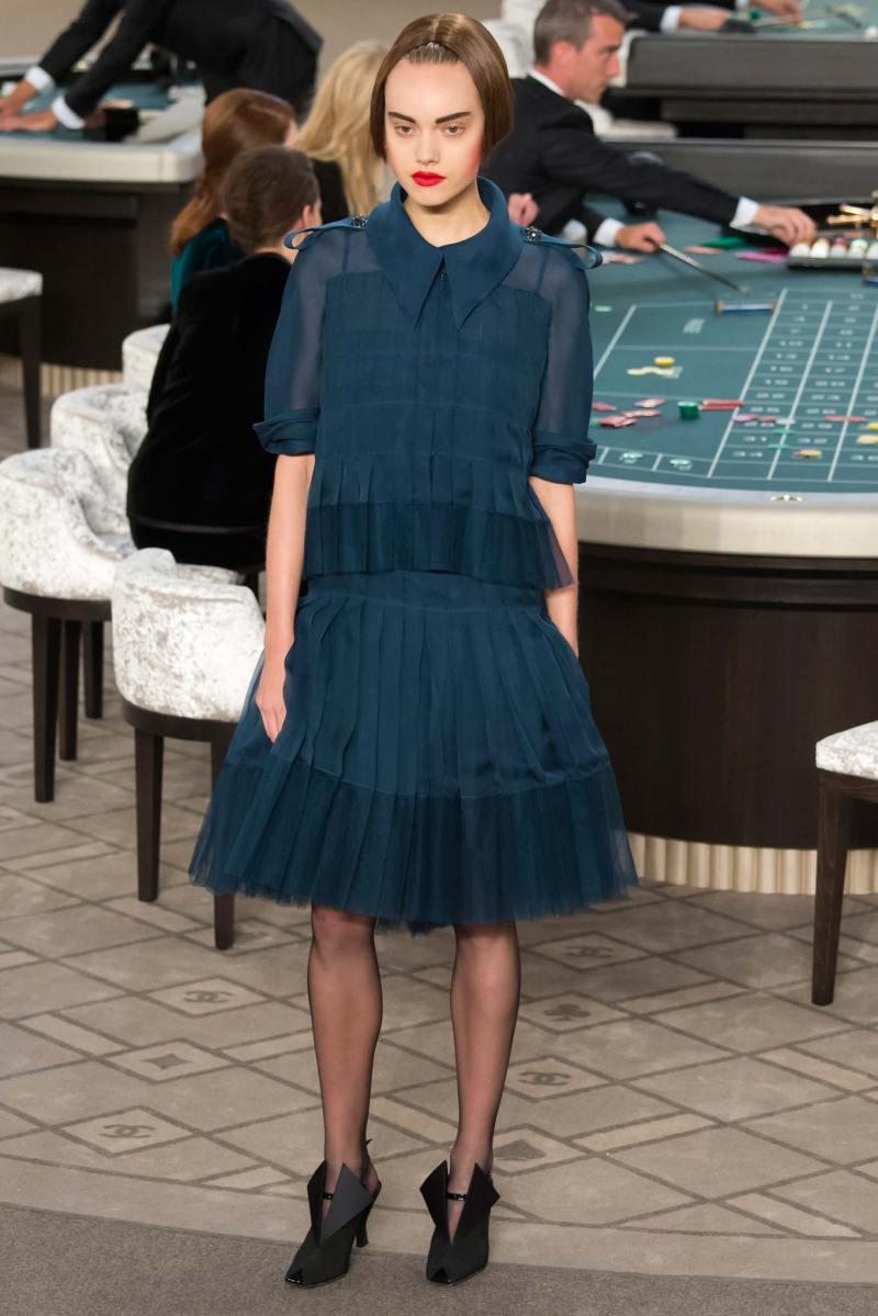 Chanel Haute Couture FW 2015 Paris (50)