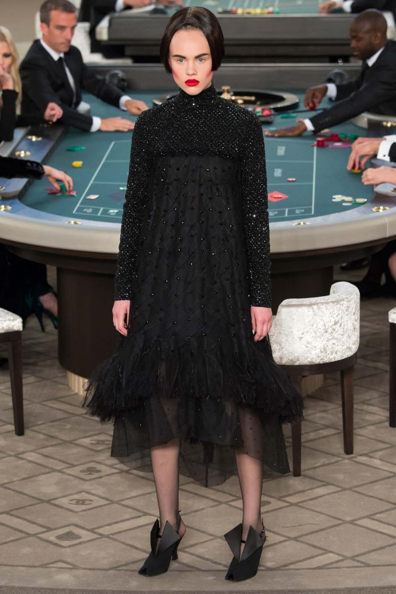 Chanel Haute Couture FW 2015 Paris (62)