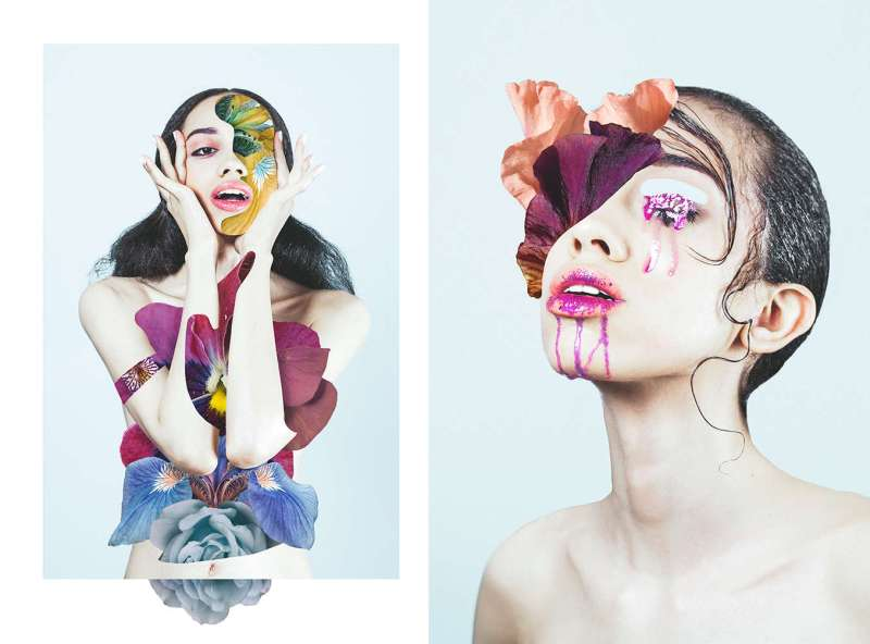 Collage Portraits by artist Rocío Montoya (6)