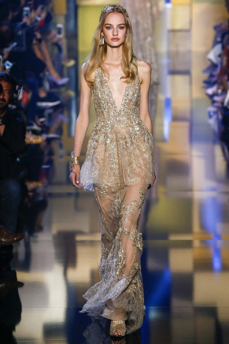 Elie Saab Haute Couture FW 2015 Paris (1)