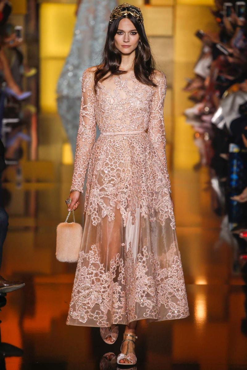 Elie Saab Haute Couture FW 2015 Paris (15)