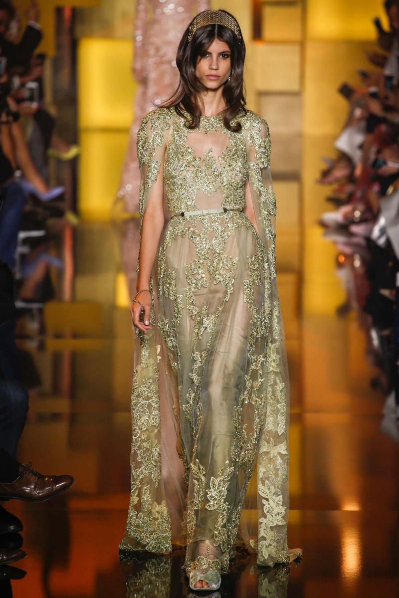 Elie Saab Haute Couture FW 2015 Paris (17)