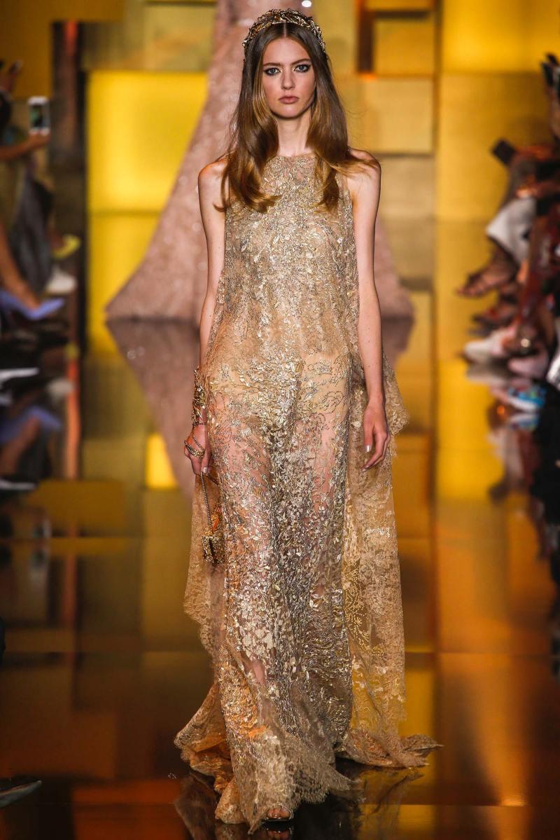 Elie Saab Haute Couture FW 2015 Parigi (20)