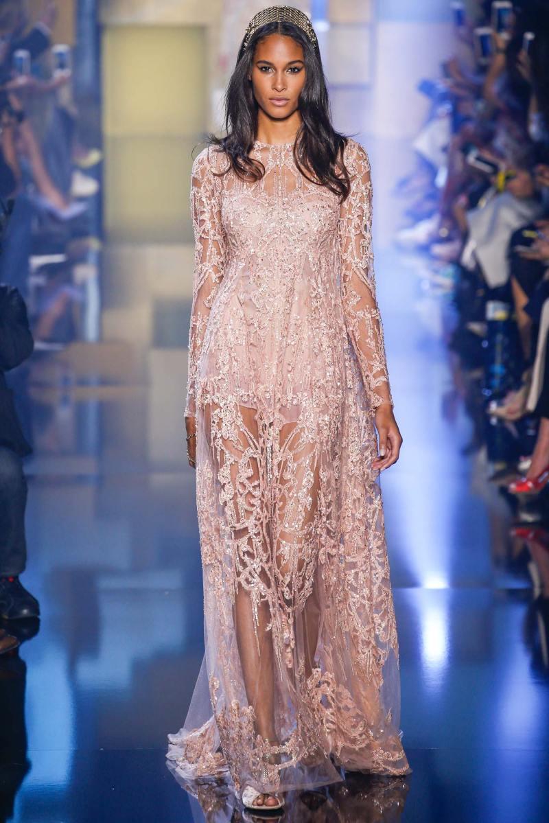 Elie Saab Haute Couture FW 2015 Paris (22)