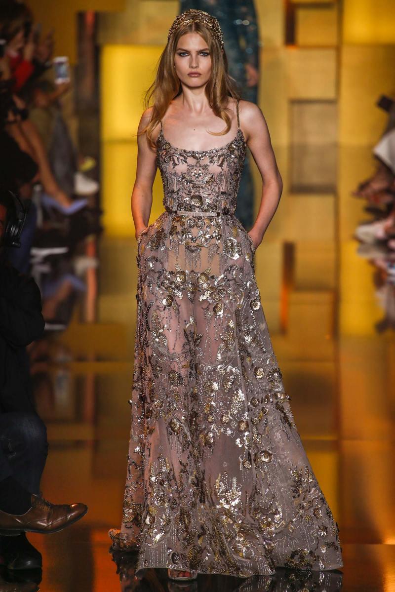 Elie Saab Haute Couture FW 2015 Paris (26)