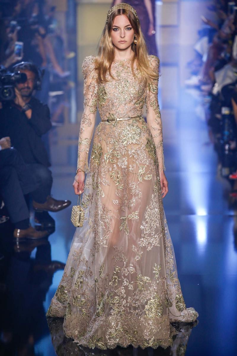 Elie Saab Haute Couture FW 2015 Paris (34)