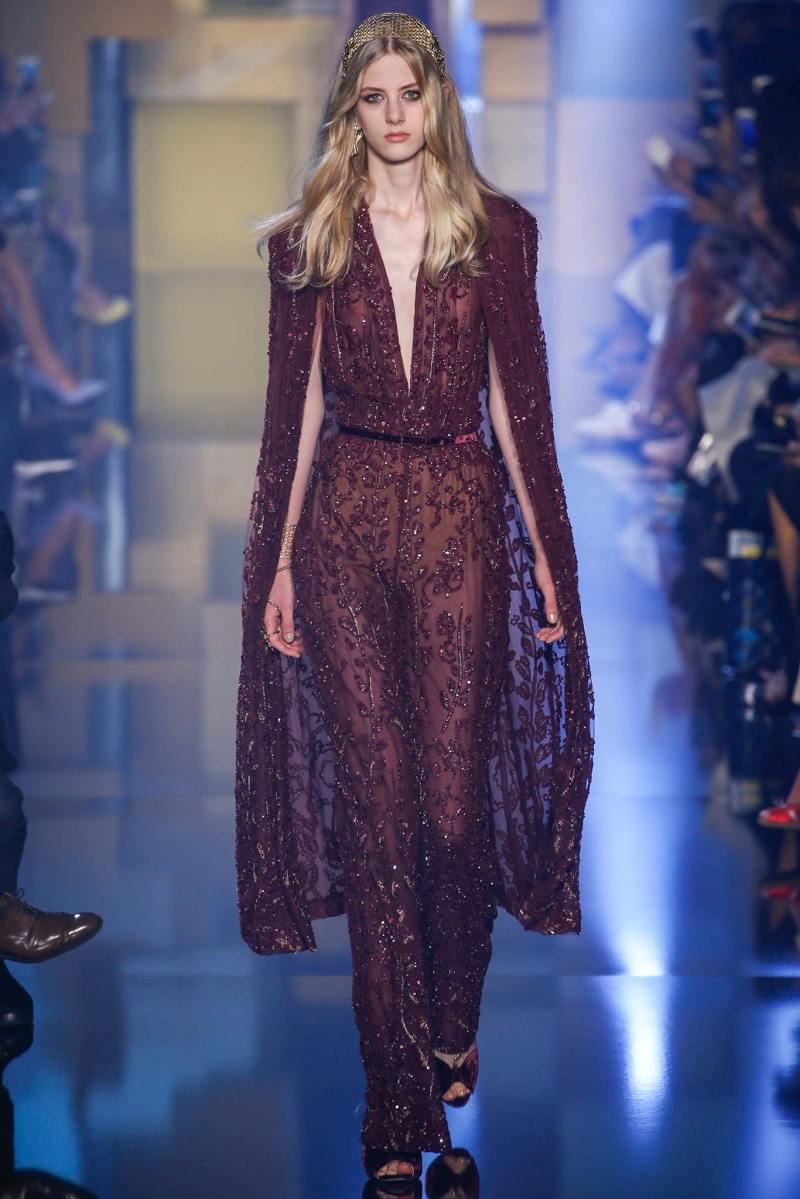 Elie Saab Haute Couture FW 2015 Parigi (35)