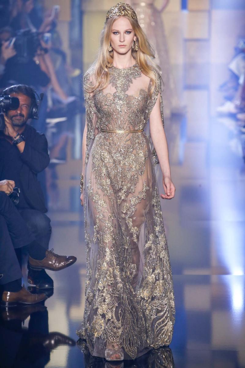 Elie Saab Haute Couture FW 2015 Paris (38)