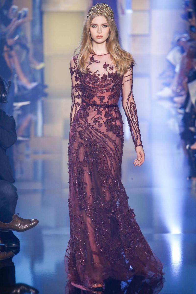 Elie Saab Haute Couture FW 2015 Paris (40)