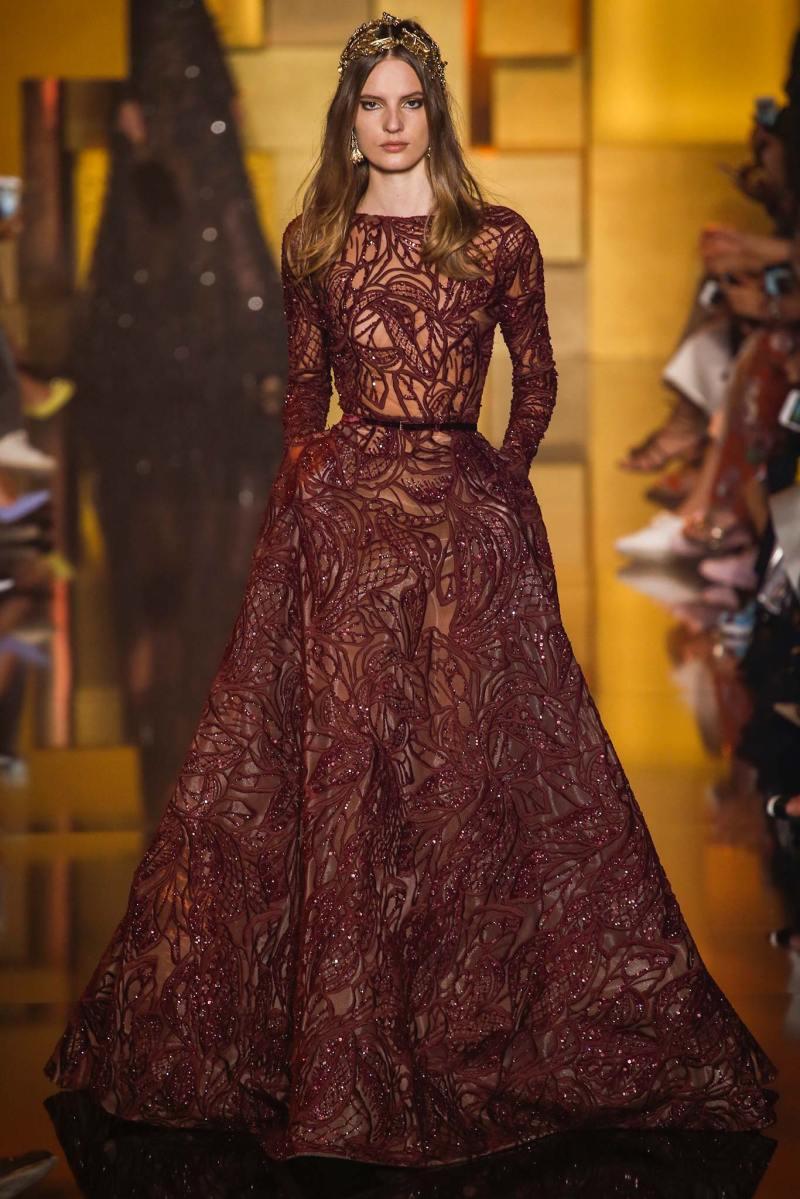 Elie Saab Haute Couture FW 2015 Paris (49)
