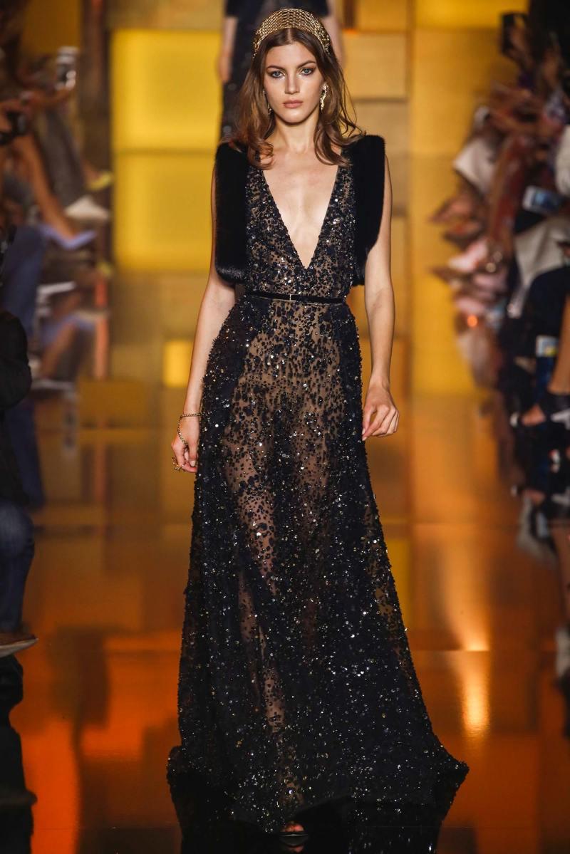 Elie Saab Haute Couture FW 2015 Paris (52)