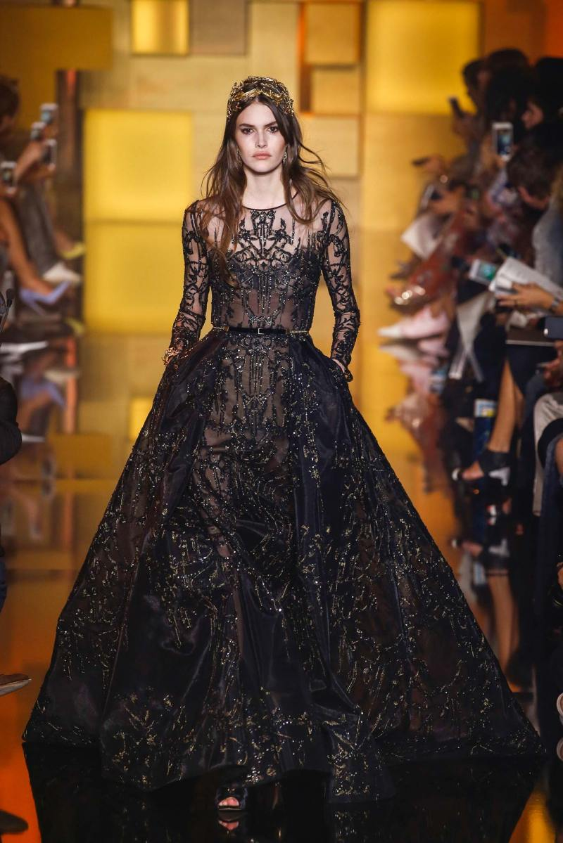 Elie Saab Haute Couture FW 2015 Paris (57)