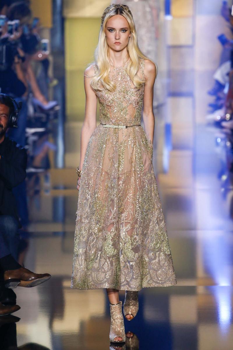 Elie Saab Haute Couture FW 2015 Paris (6)