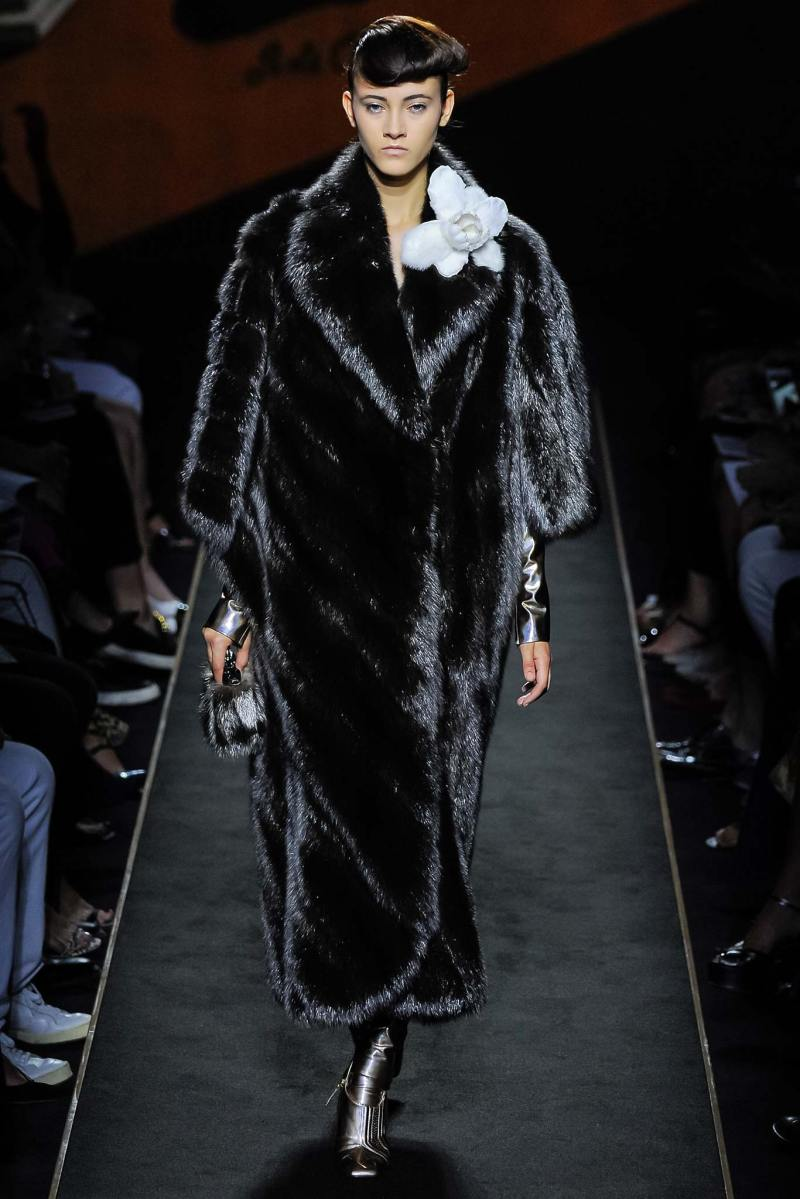 Fendi Haute Couture FW 2015 Paris (3)