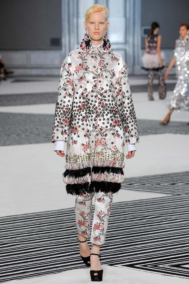 Giambattista Valli Haute Couture FW 2015 Paris (12)