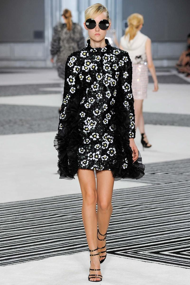 Giambattista Valli Haute Couture FW 2015 Paris (17)