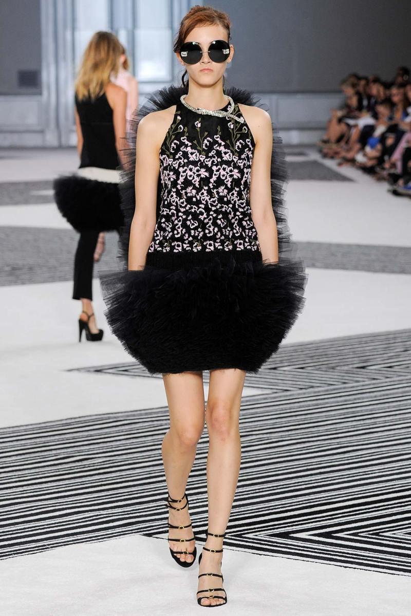 Giambattista Valli Haute Couture FW 2015 Paris (2)