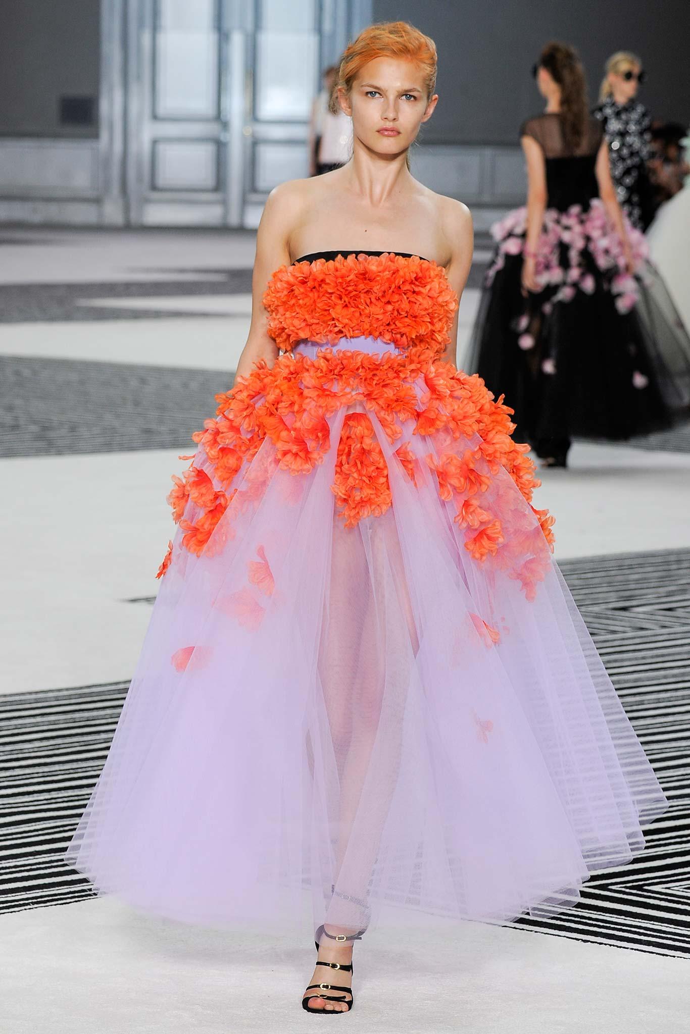Giambattista Valli Haute Couture F/W 2015 Paris