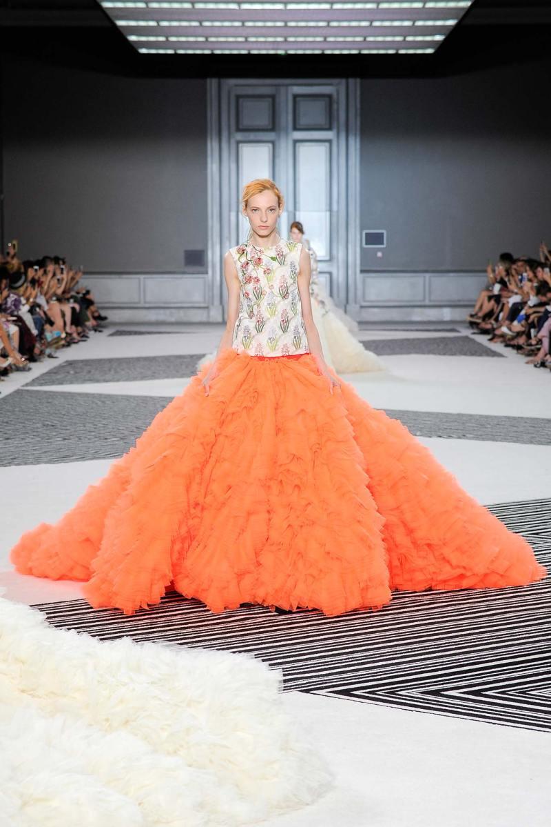 Giambattista Valli Haute Couture FW 2015 Paris (47)