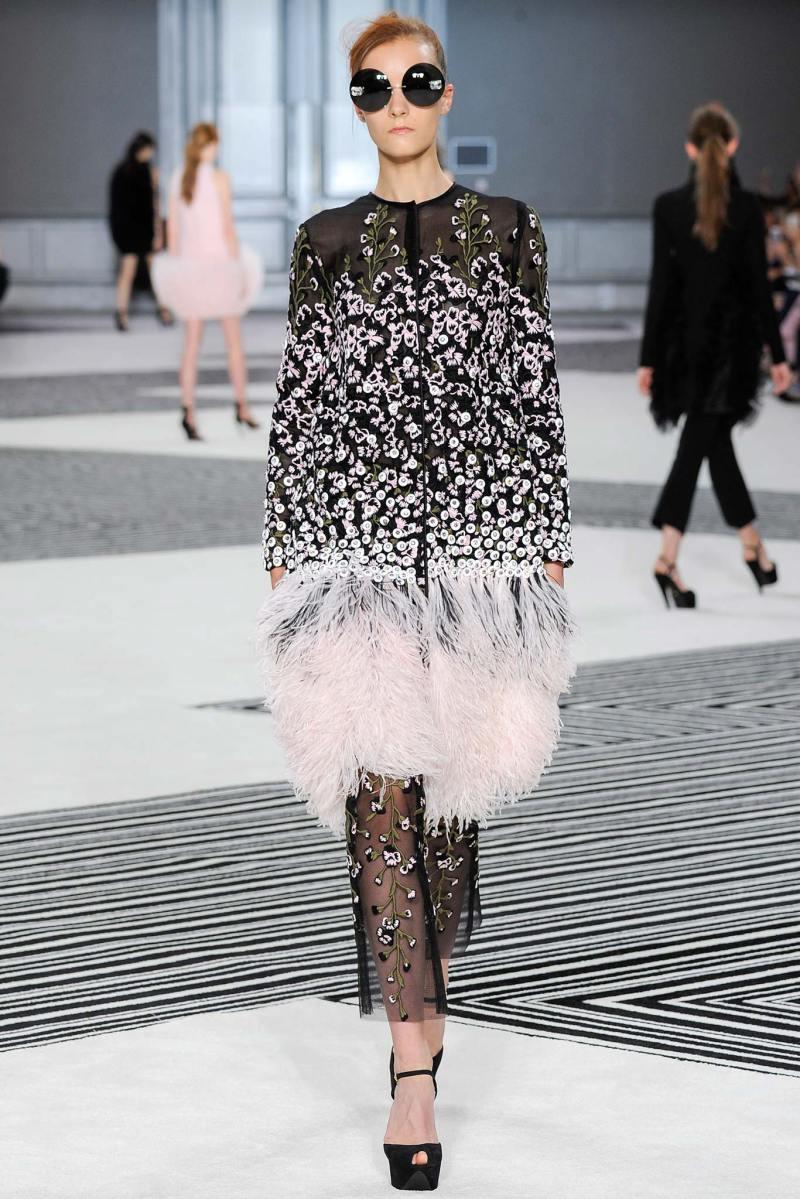 Giambattista Valli Haute Couture FW 2015 Paris (5)