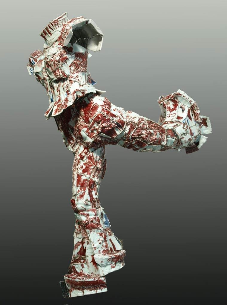 Good China, Dresses by artist Li Xiaofeng (13)