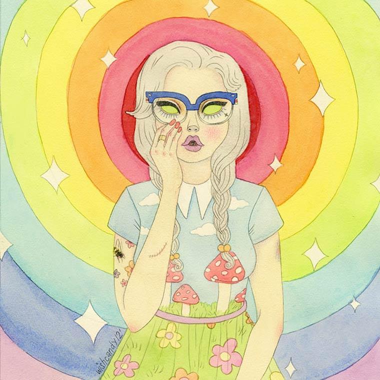 Illustrations by artist Sashiko Yuen (8)