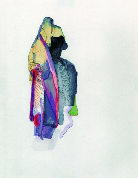 Illustrations by artist Steve Kim (4)