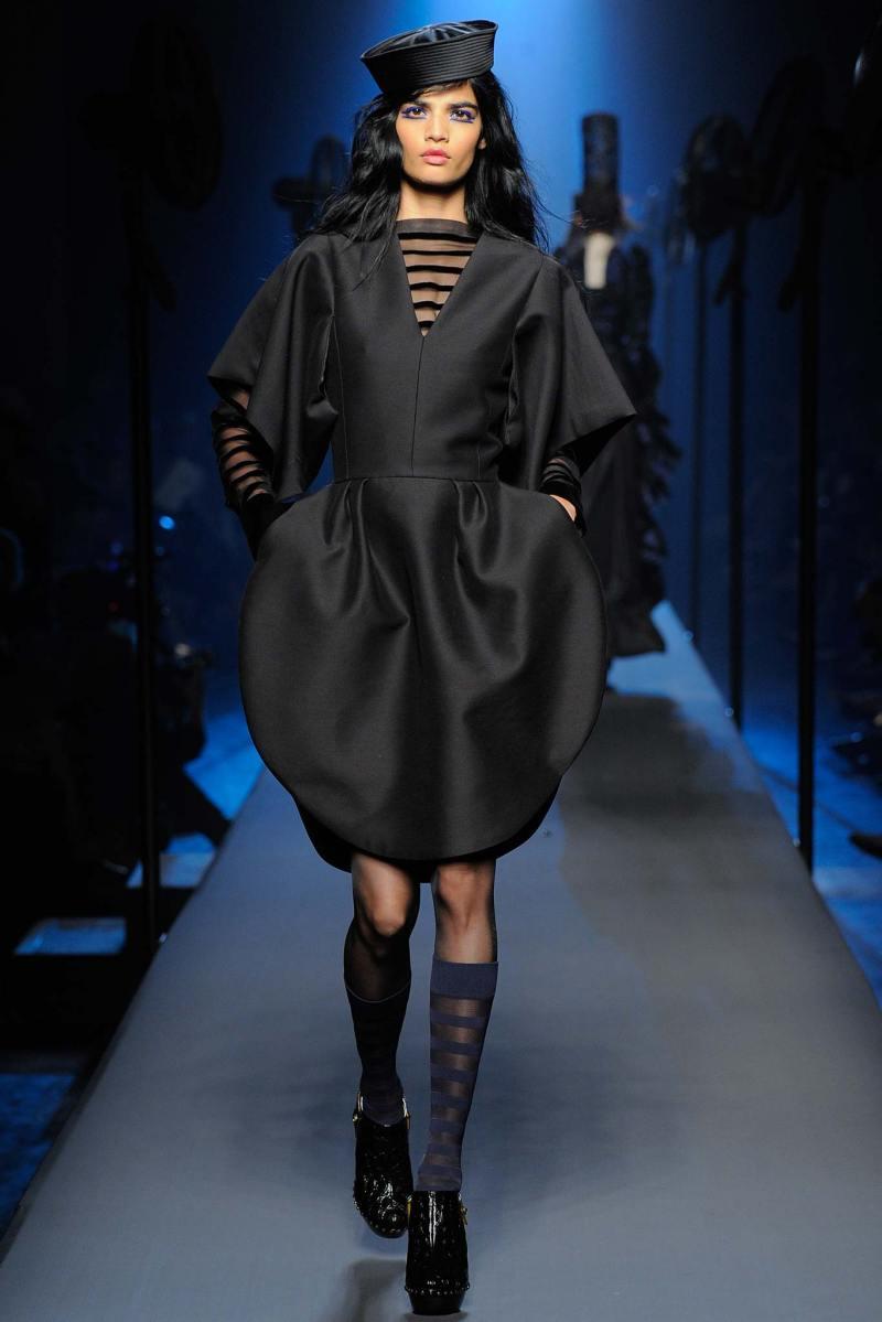 Jean Paul Gaultier Haute Couture FW 2015 Paris (23)