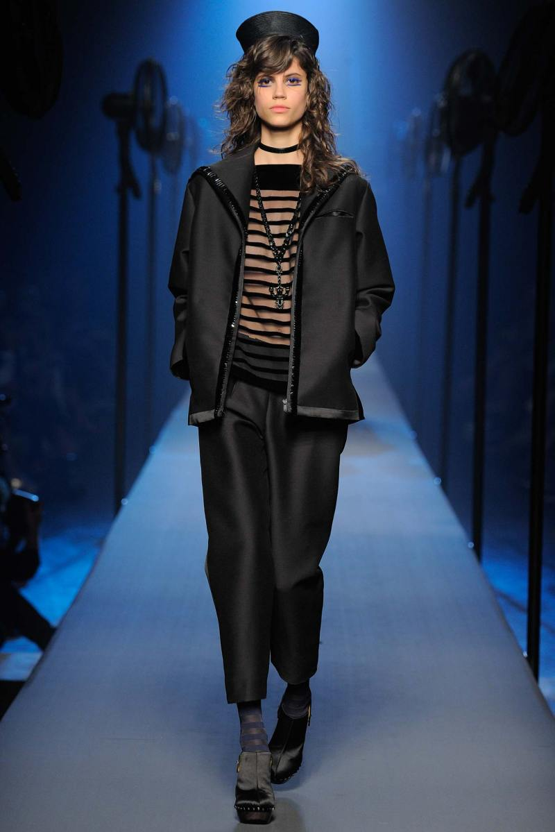Jean Paul Gaultier Haute Couture FW 2015 Paris (25)