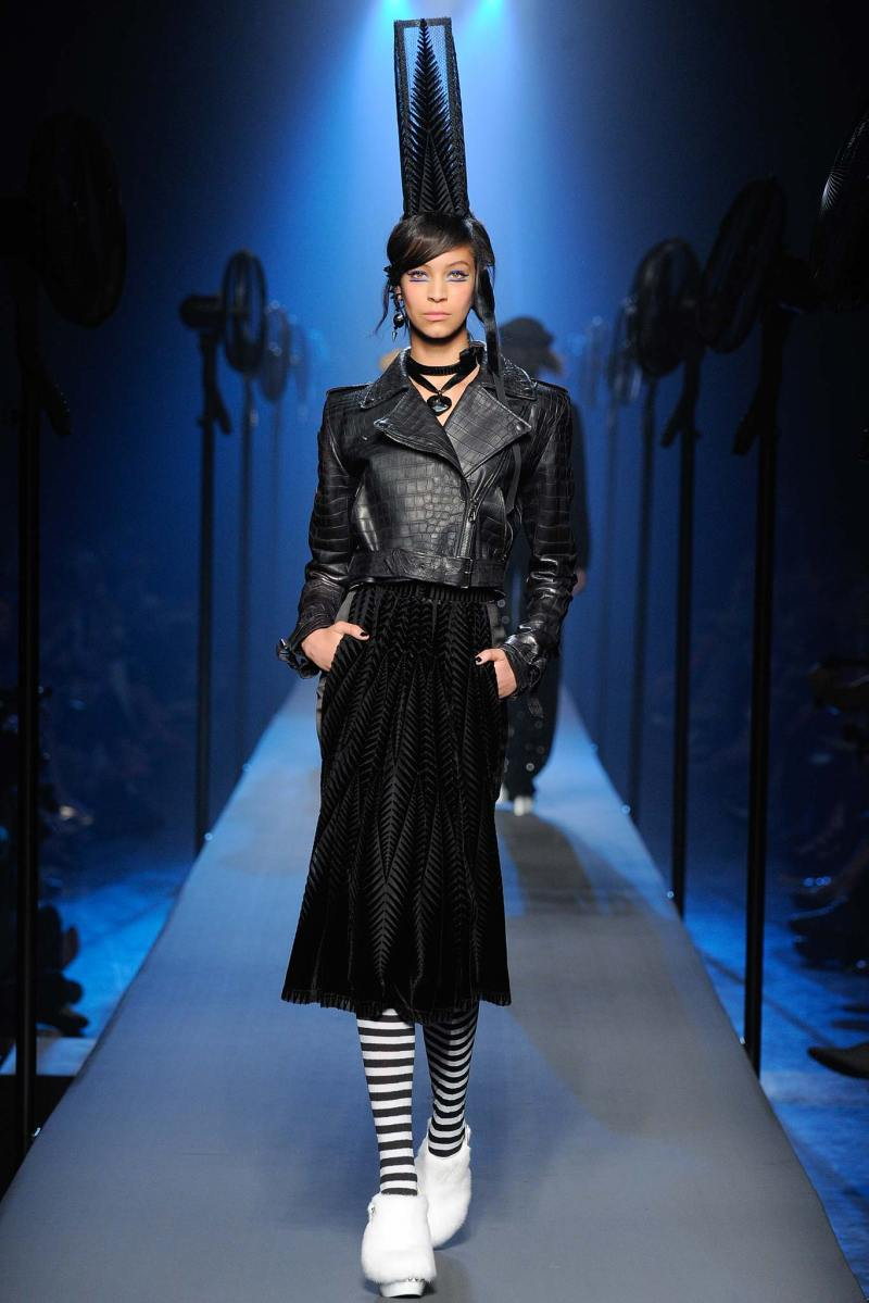 Jean Paul Gaultier Haute Couture FW 2015 Paris (28)