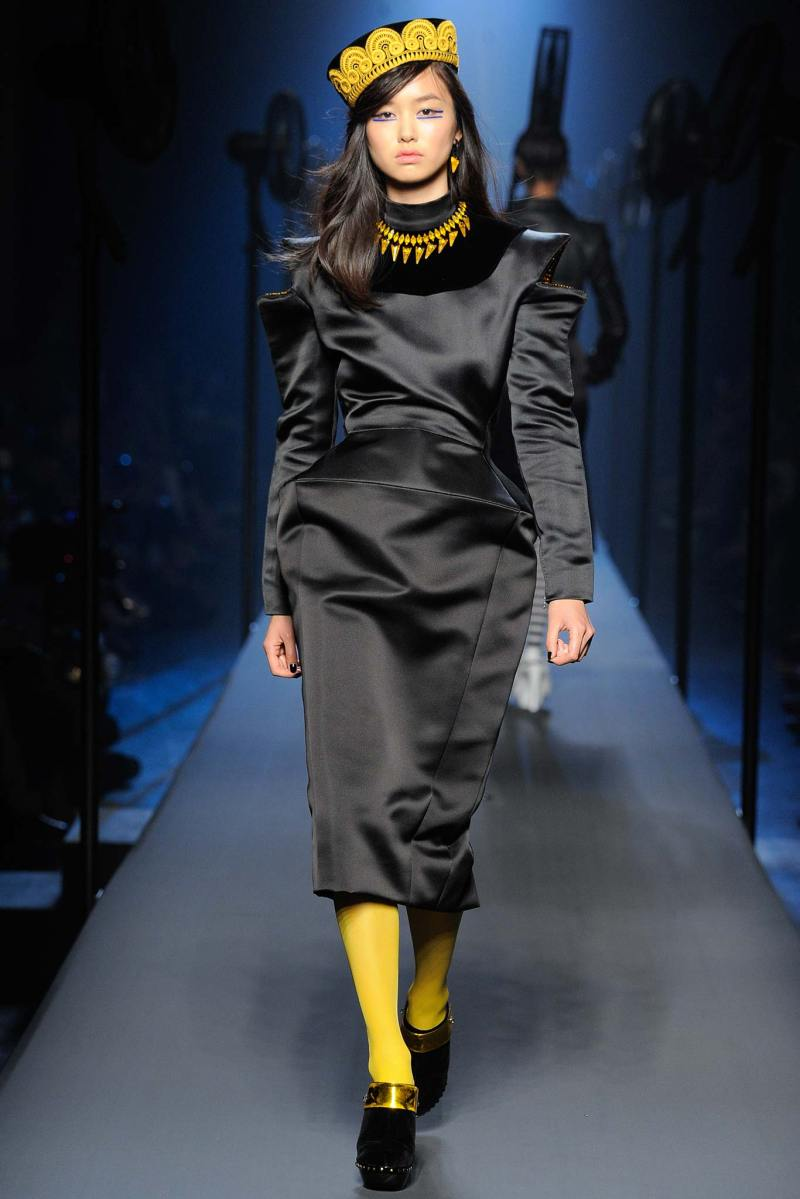 jean paul gaultier haute couture f w 2015 paris graveravens. Black Bedroom Furniture Sets. Home Design Ideas