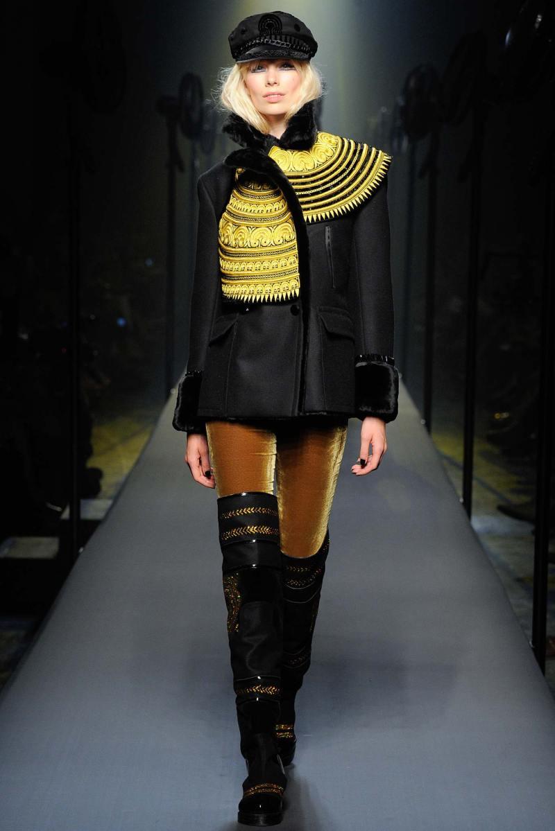 Jean Paul Gaultier Haute Couture FW 2015 Paris (31)