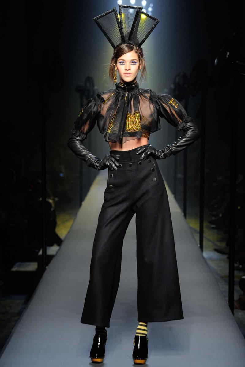 Jean Paul Gaultier Haute Couture FW 2015 Paris (34)