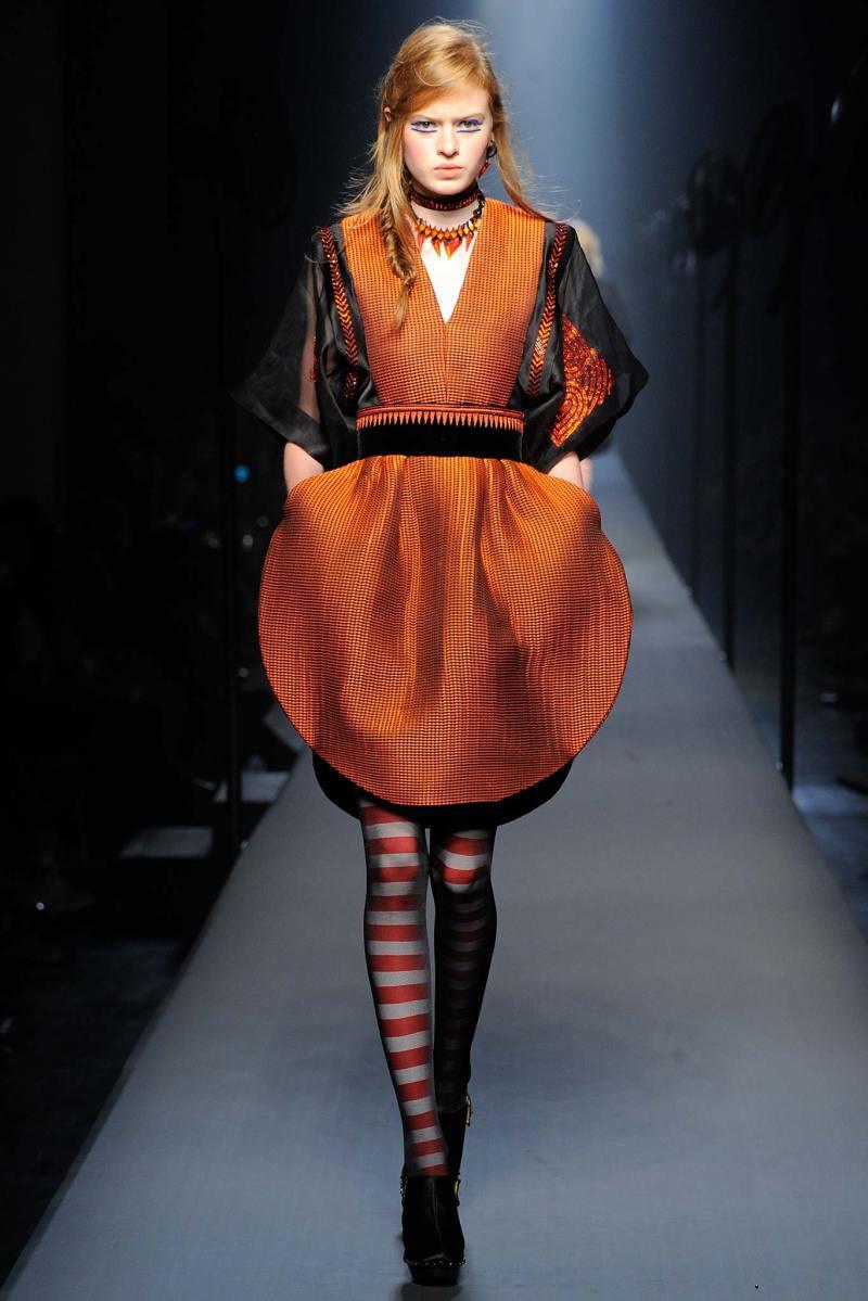 Jean Paul Gaultier Haute Couture FW 2015 Paris (42)