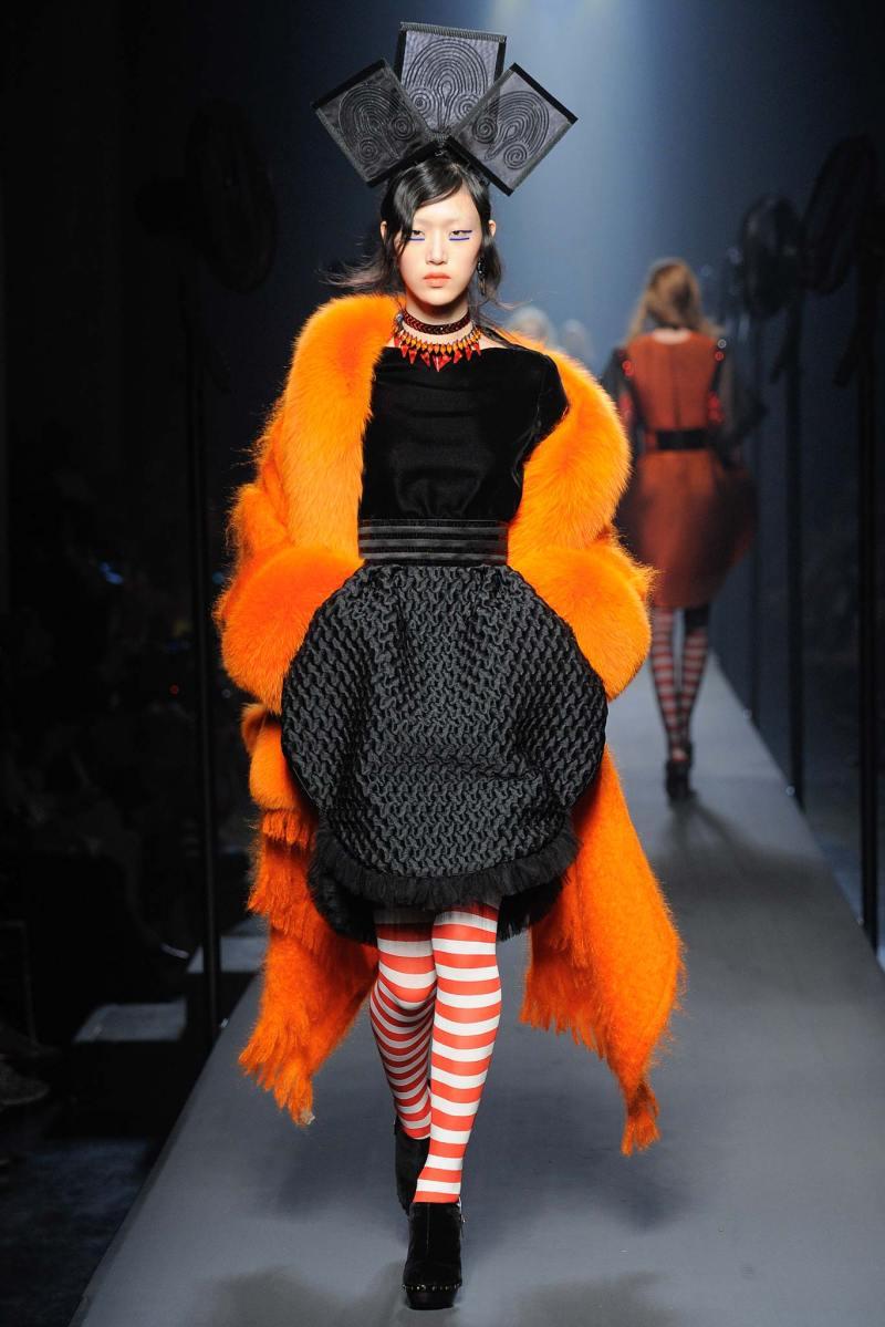 Jean Paul Gaultier Haute Couture FW 2015 Paris (43)