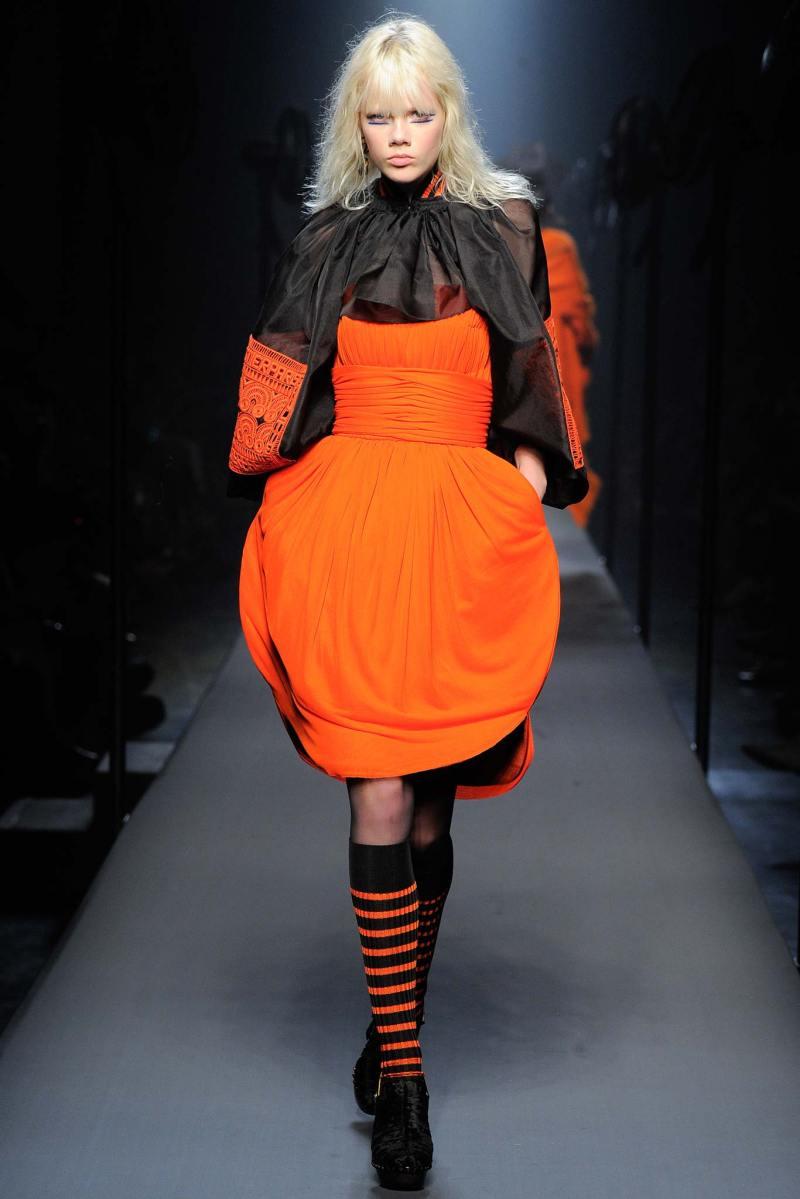 Jean Paul Gaultier Haute Couture FW 2015 Paris (44)
