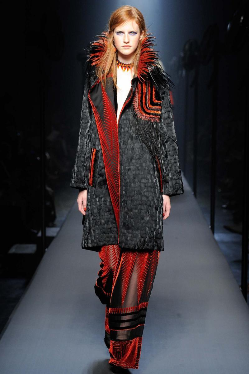 Jean Paul Gaultier Haute Couture FW 2015 Paris (45)