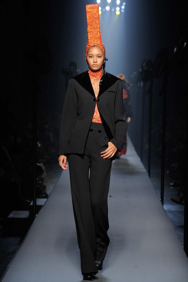 Jean Paul Gaultier Haute Couture FW 2015 Paris (46)