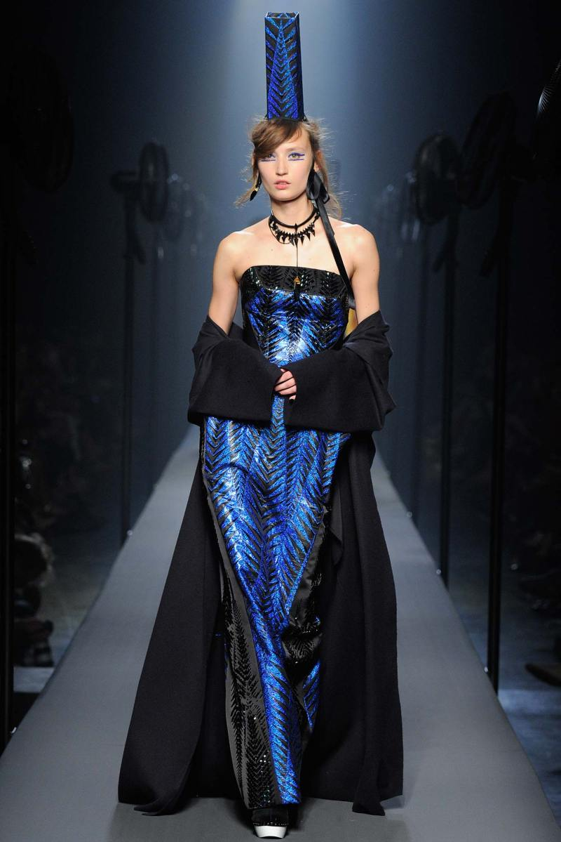 Jean Paul Gaultier Haute Couture FW 2015 Paris (48)